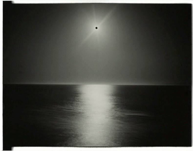 Sunburn - Chris McCaw - Phases Magazine