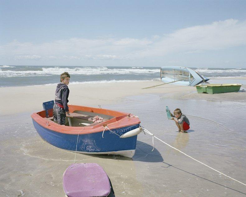 Piémanson Beach - Vasantha Yogananthan - Phases Magazine