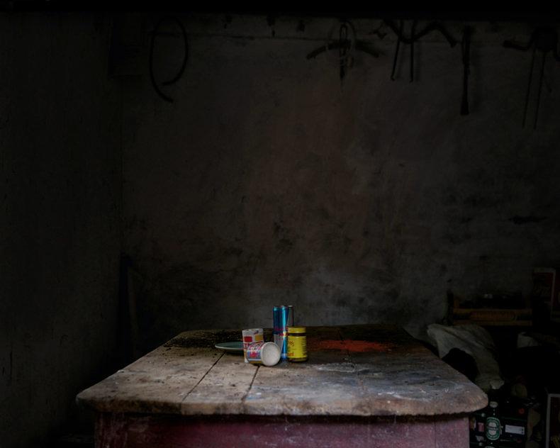 Solitary, Half Mad - Patrick Hogan - Phases Magazine