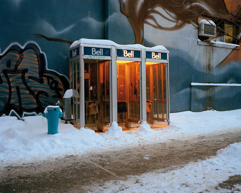 Spirit in the Night - Thomas Bouquin - Phases Magazine