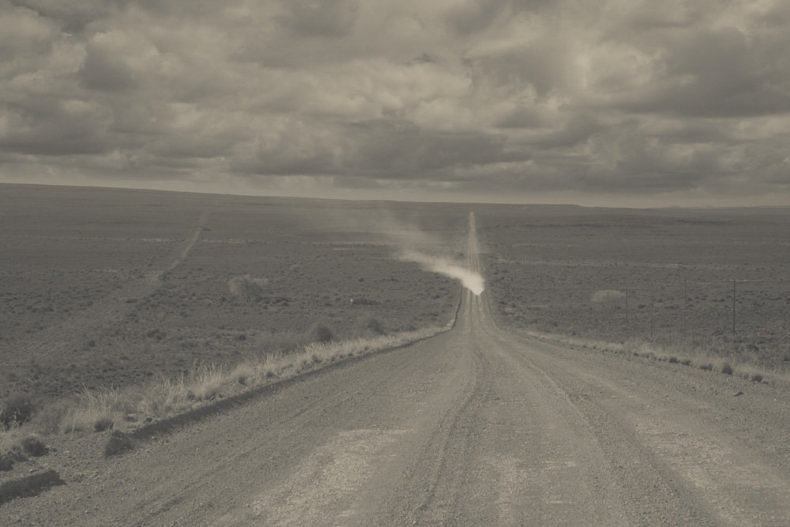 Echoes of Dust and Fracturing - Alain Willaume - Phases Magazine