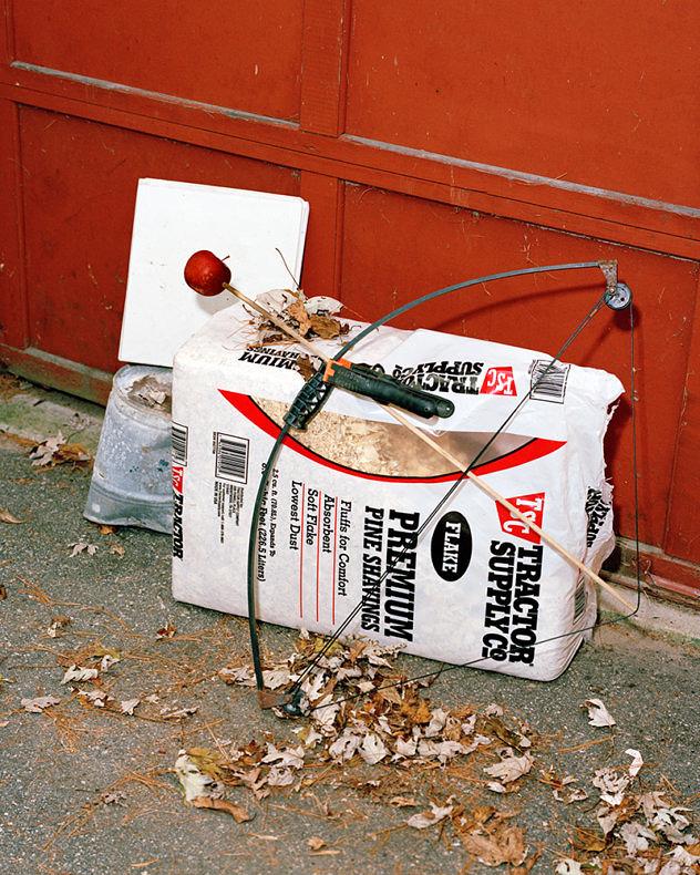 Garage Still Lifes - Corey Olsen - Phases Magazine