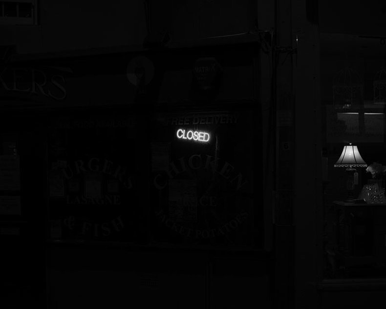 Sleeplessness - Paul Walsh  - Phases Magazine