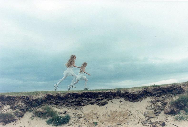 Erna and Hrefna - Ariko Inaoka - Phases Magazine