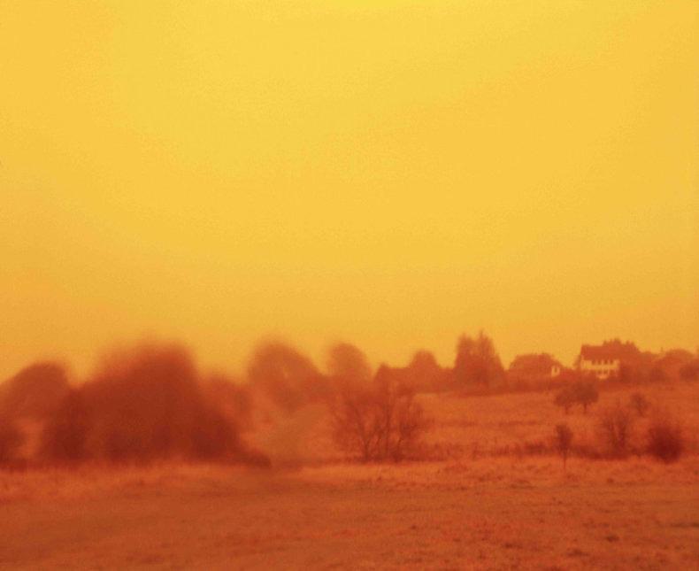 Yellow Orange Blue Green - Emma Wieslander - Phases Magazine