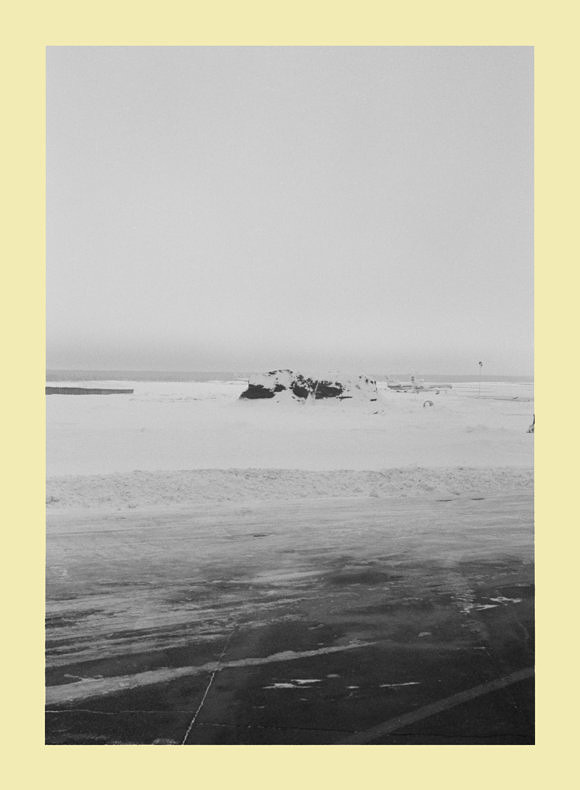 When the Earth Rises - Sasha Tamarin - Phases Magazine