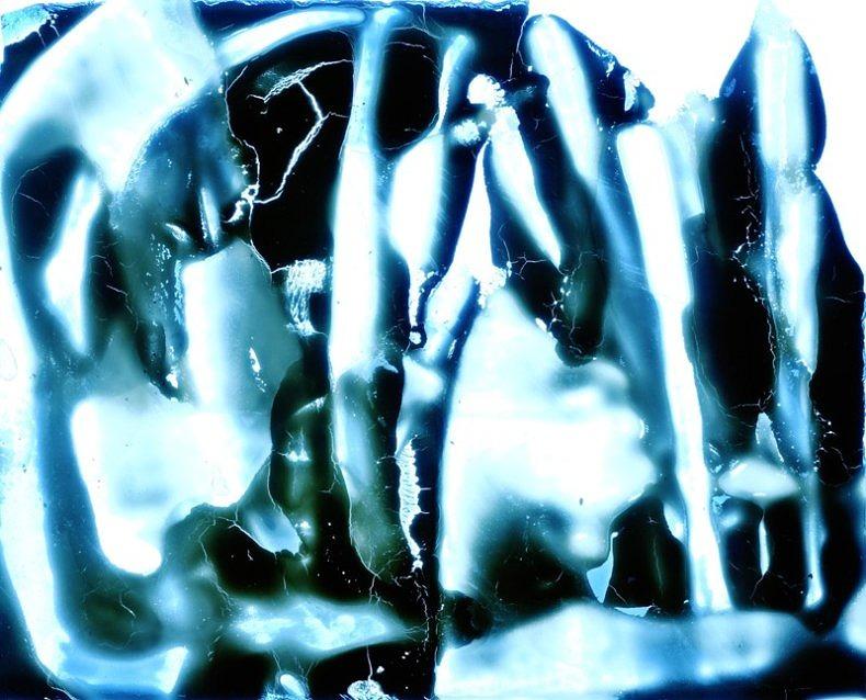 Polaroid Manipulations - Hazel Davies - Phases Magazine
