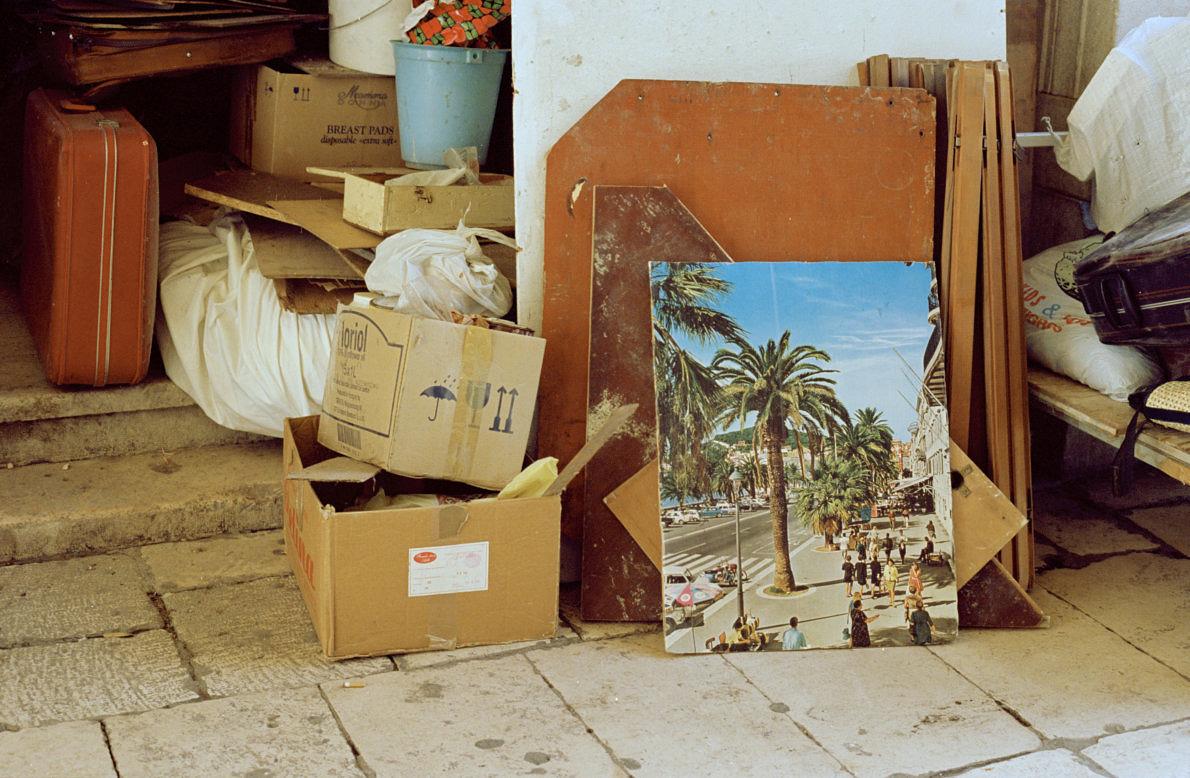 Boxes of Oranges - Christina Evans - Phases Magazine