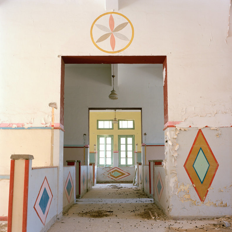 Islands of Exile – Leros - Yannis Drakoulidis - Phases Magazine