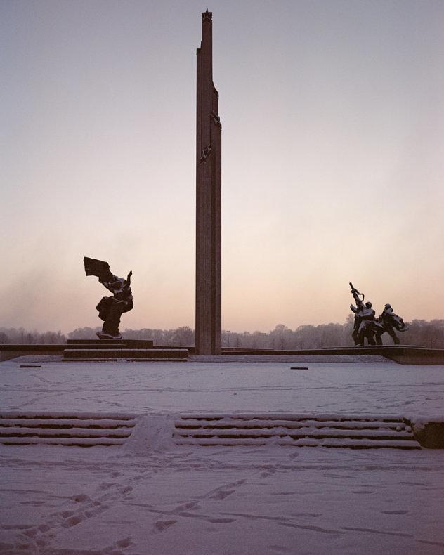 Victory Park - Arnis Balcus - Phases Magazine