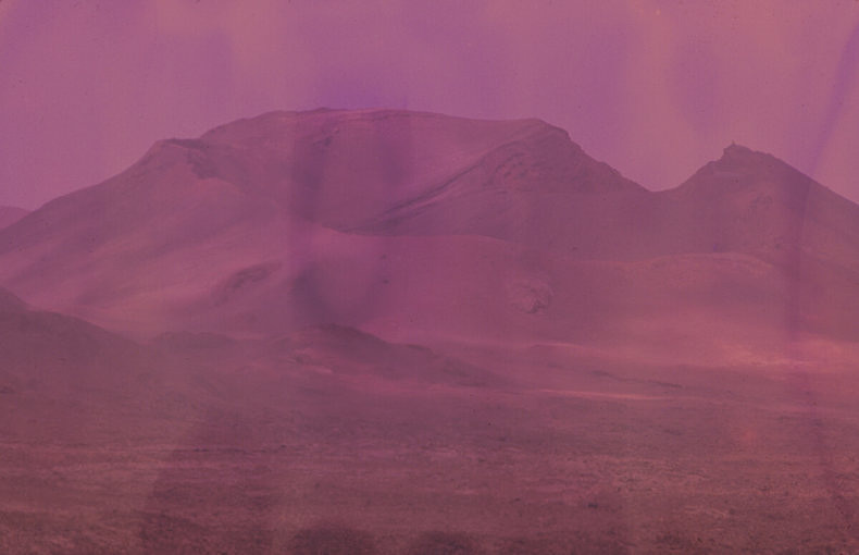 The Color Spectrum of a Post-Apocalyptic Future Landscape - Basim Magdy - Phases Magazine
