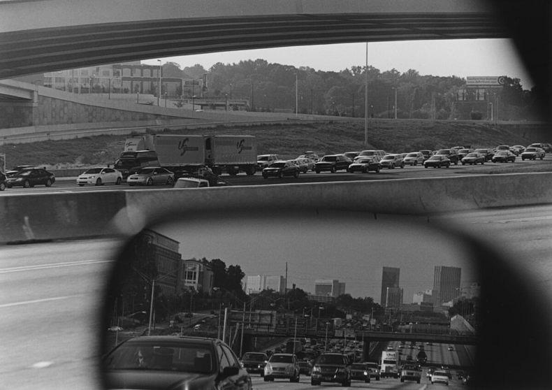 Greater Atlanta -  Mark Steinmetz  - Phases Magazine