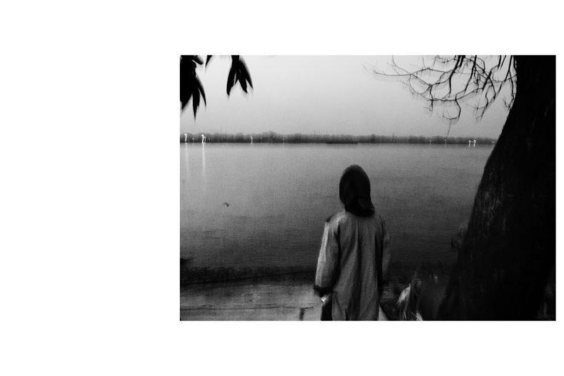 Fragments of the Dying Man - Debmalya Roy Choudhuri - Phases Magazine