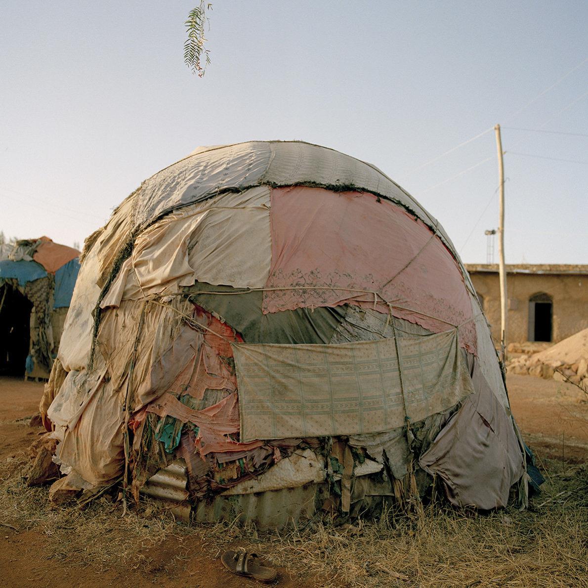 Somalia houses - Olaf Unverzart - Phases Magazine