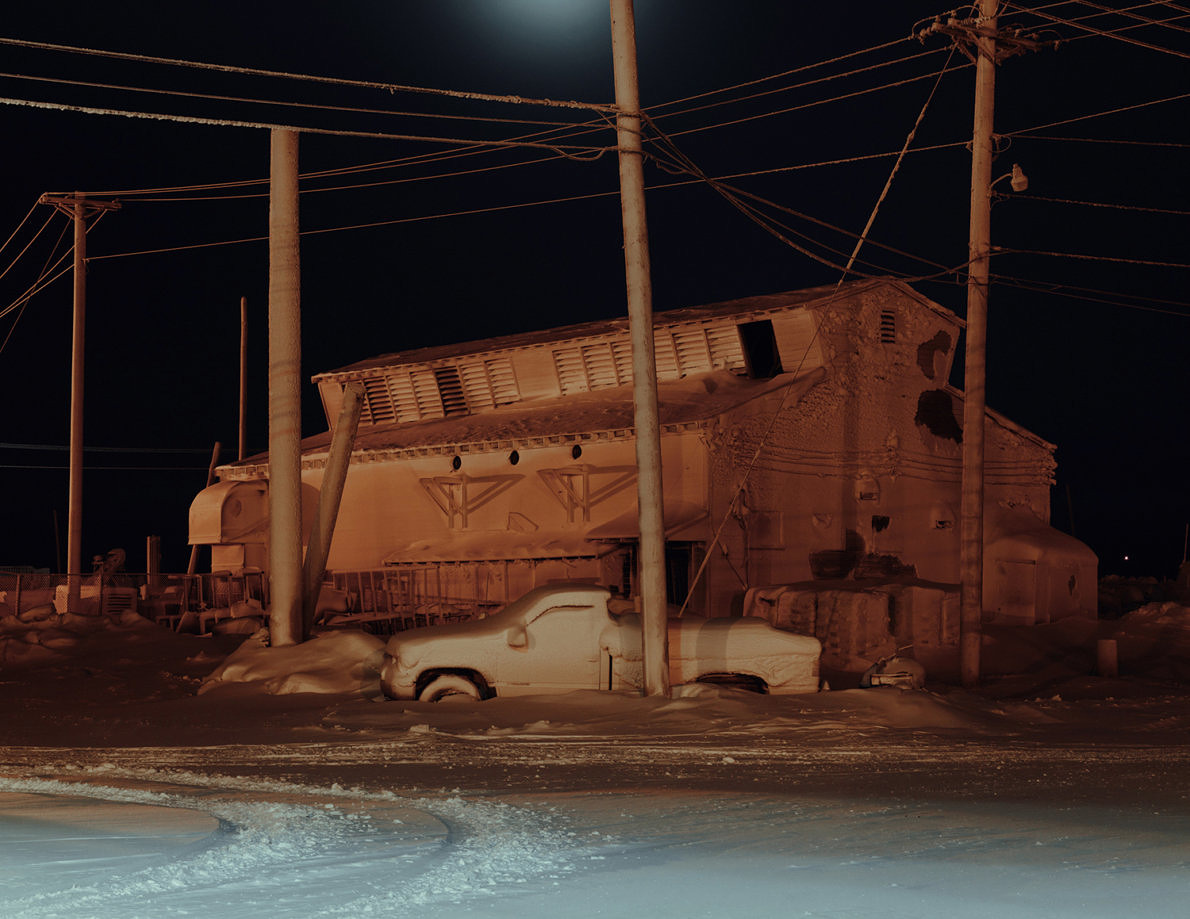 Polar Night - Mark Mahaney - Phases Magazine