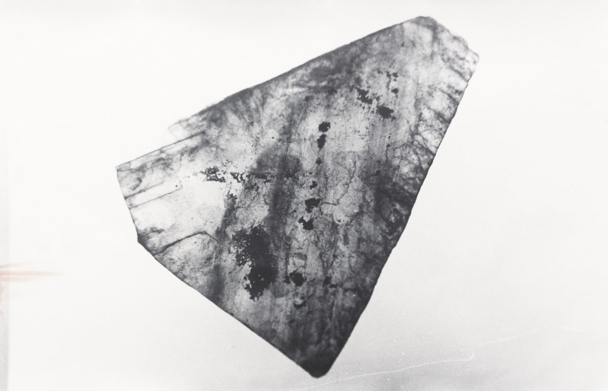 Landscape Pieces - Silvia De Giorgi - Phases Magazine