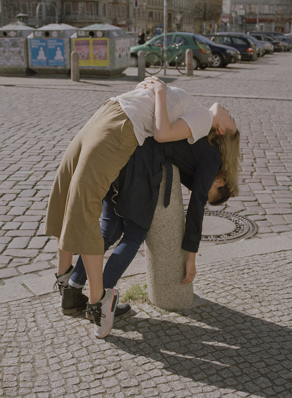 The City is a Choreography - Melissa Schriek - Phases Magazine