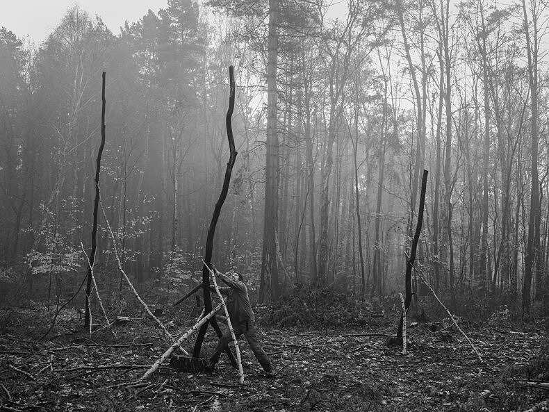Forest works - Michal Luczak - Phases Magazine