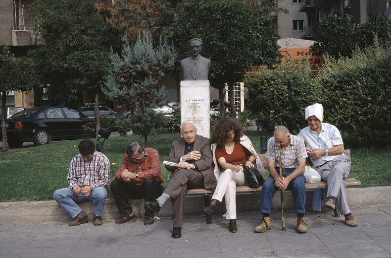 Hear You Athens - Georges Salameh - Phases Magazine