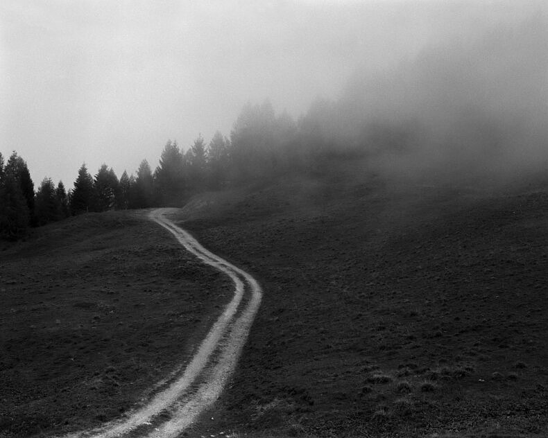 These Dark Mountains - Giulia Degasperi - Phases Magazine