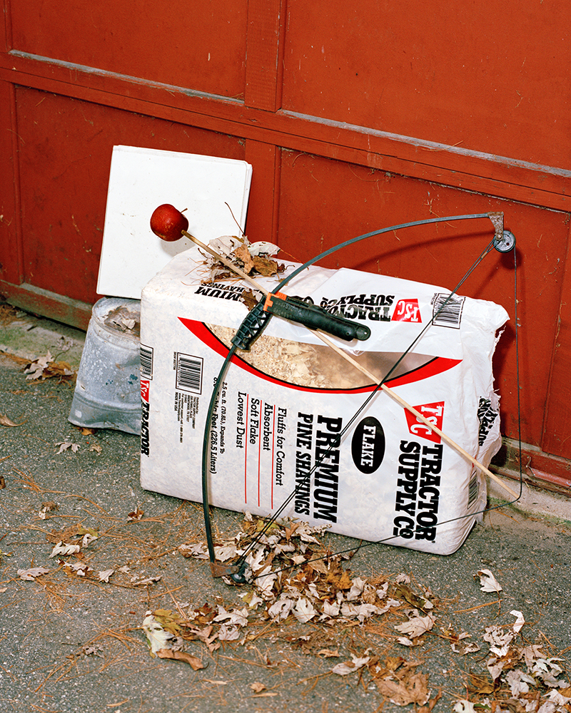 Garage Still Lifes - Corey Olsen - Phases Magazine