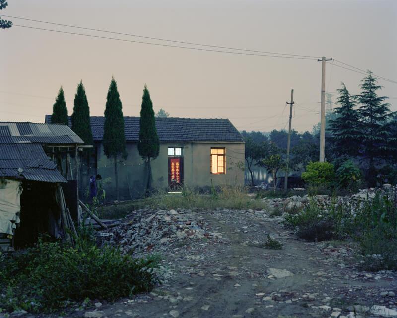 Borderland - Jiehao Su  - Phases Magazine
