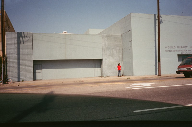 L.A. by Car - Patrick Gookin - Phases Magazine