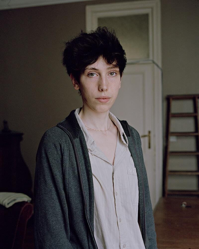 Inner Self - Anne-Sophie Guillet - Phases Magazine