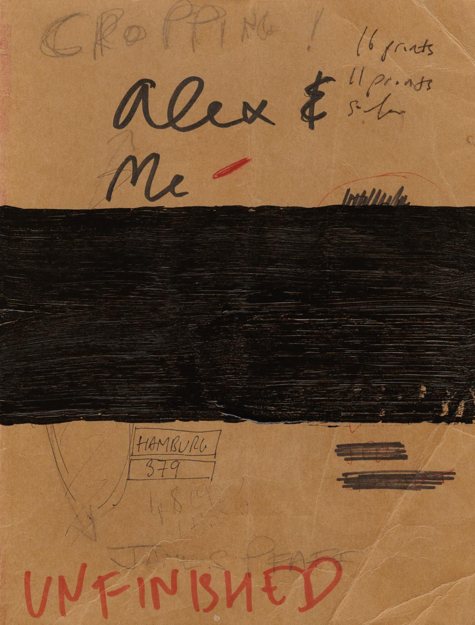 Alex & Me - James Pfaff - Phases Magazine