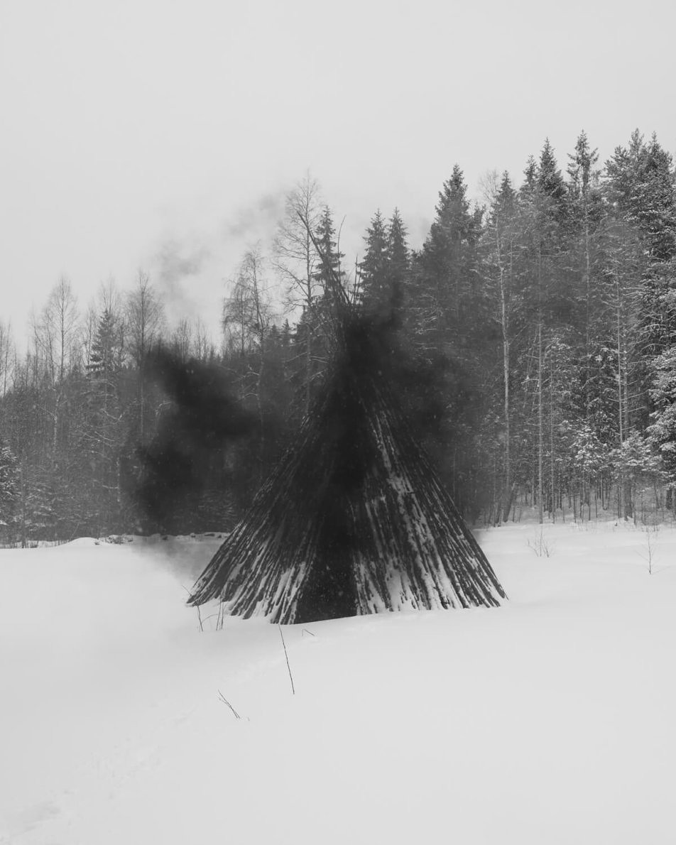 Slash & Burn - Terje Abusdal - Phases Magazine