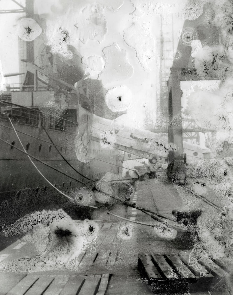 Dissolution - Nicole White - Phases Magazine
