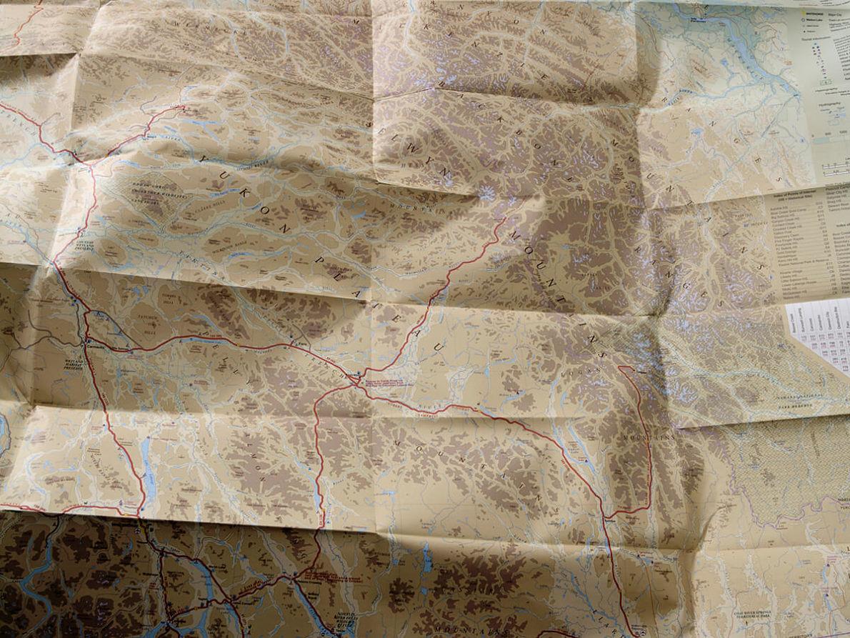 Landkarten / Maps -  Kintrup Pia - Phases Magazine